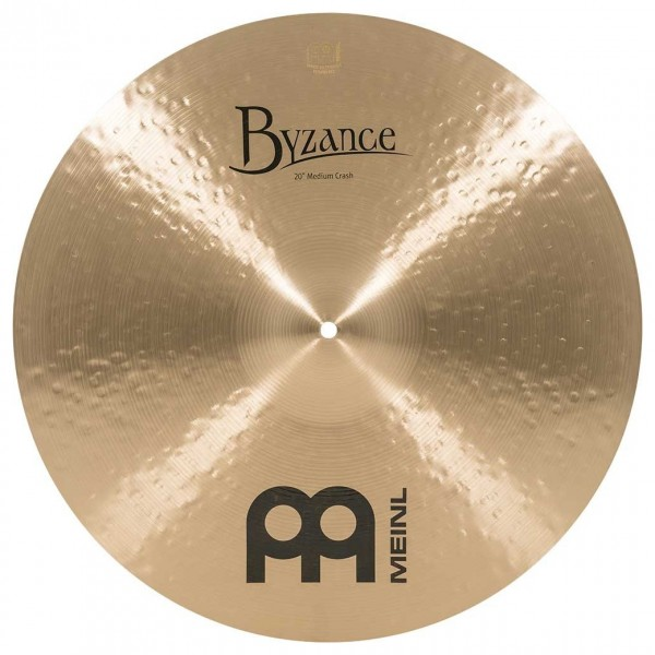 Meinl B20MC Byzance 20 inch Traditional Medium Cras