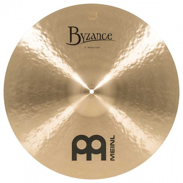 Meinl B21MC Byzance 21inch Traditional Medium Crash