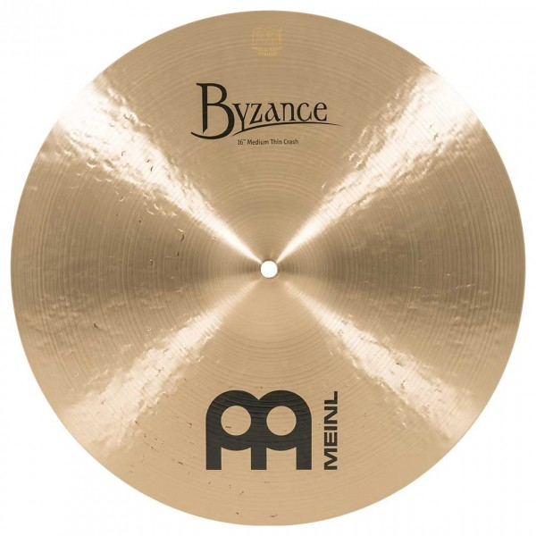 "Meinl B16MTC Byzance 16"" Traditional Medium Thin Crash"