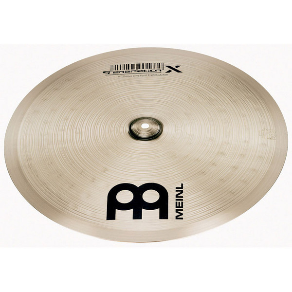 Meinl GX-18SC Generation X 18 inch Signal Crash / Klub Ride