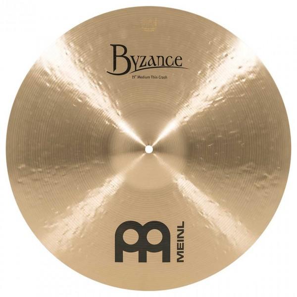 Meinl B19MTC Byzance 19 inch Traditional Medium Thin Crash