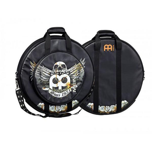 Meinl Cymbals MCB22-JB 22 inch Designer Cymbal Bag - Jawbreaker