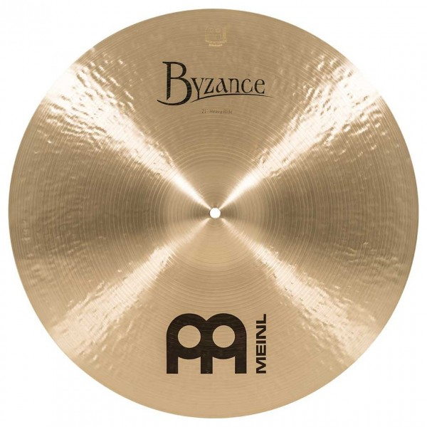 Meinl B21HR Byzance 21 inch Traditional Heavy Ride