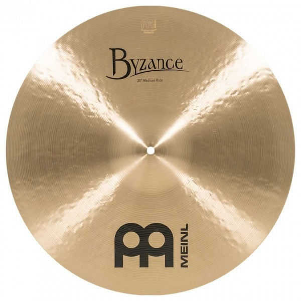 Meinl B20MR Byzance 20 inch Traditional Medium Ride