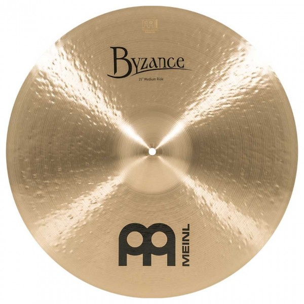 Meinl B21MR Byzance 21 inch Traditional Medium Ride