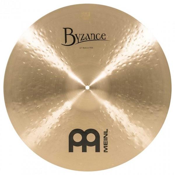 """Meinl B22MR Byzance 22"""" Traditional Medium Ride"""