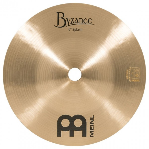 Meinl B6S Byzance 6 inchTraditional Splash