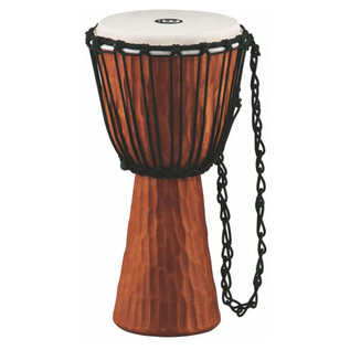 Meinl Headliner Series Rope Tuned Wood Djembe - Nile Series - Medium