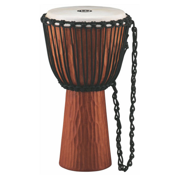 Meinl Headliner Rope Tuned Wood Djembe - Nile Series - Extra Large