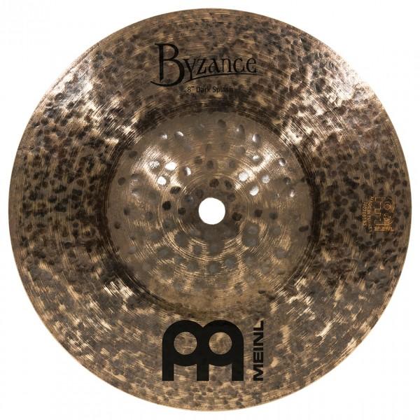 Meinl B8DAS Byzance 8 inch Dark Splash