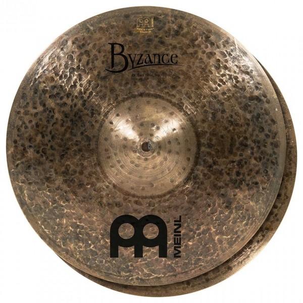 Meinl B15DAH Byzance 15 inch Dark Hi-hats