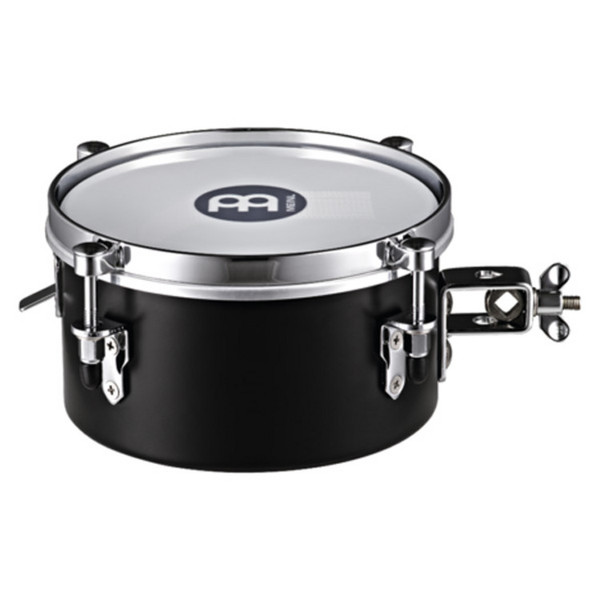 "Meinl MDST8BK 8"" Drummer Snare Timbale, Black - main"