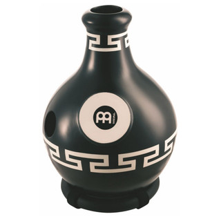 Meinl Fiberglass Tri Sound Ibo Drum - Black Ornament