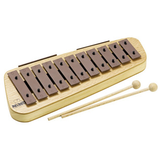 Meinl NINO902 C Major Scale Glockenspiel