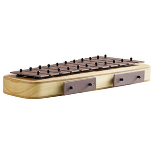Meinl NINO902 C Major Scale Glockenspiel - side