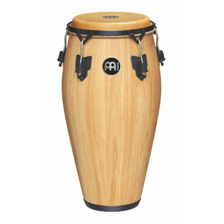 "Meinl 11"" Artist Series Luis Conte Wood Conga - Natural Finish"