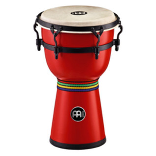 Meinl HDJ200R Headliner Fibreglass Mini Dancing Djembe, Red