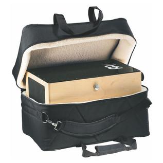 Meinl MDLXCJB Deluxe Cajon Bag, Black