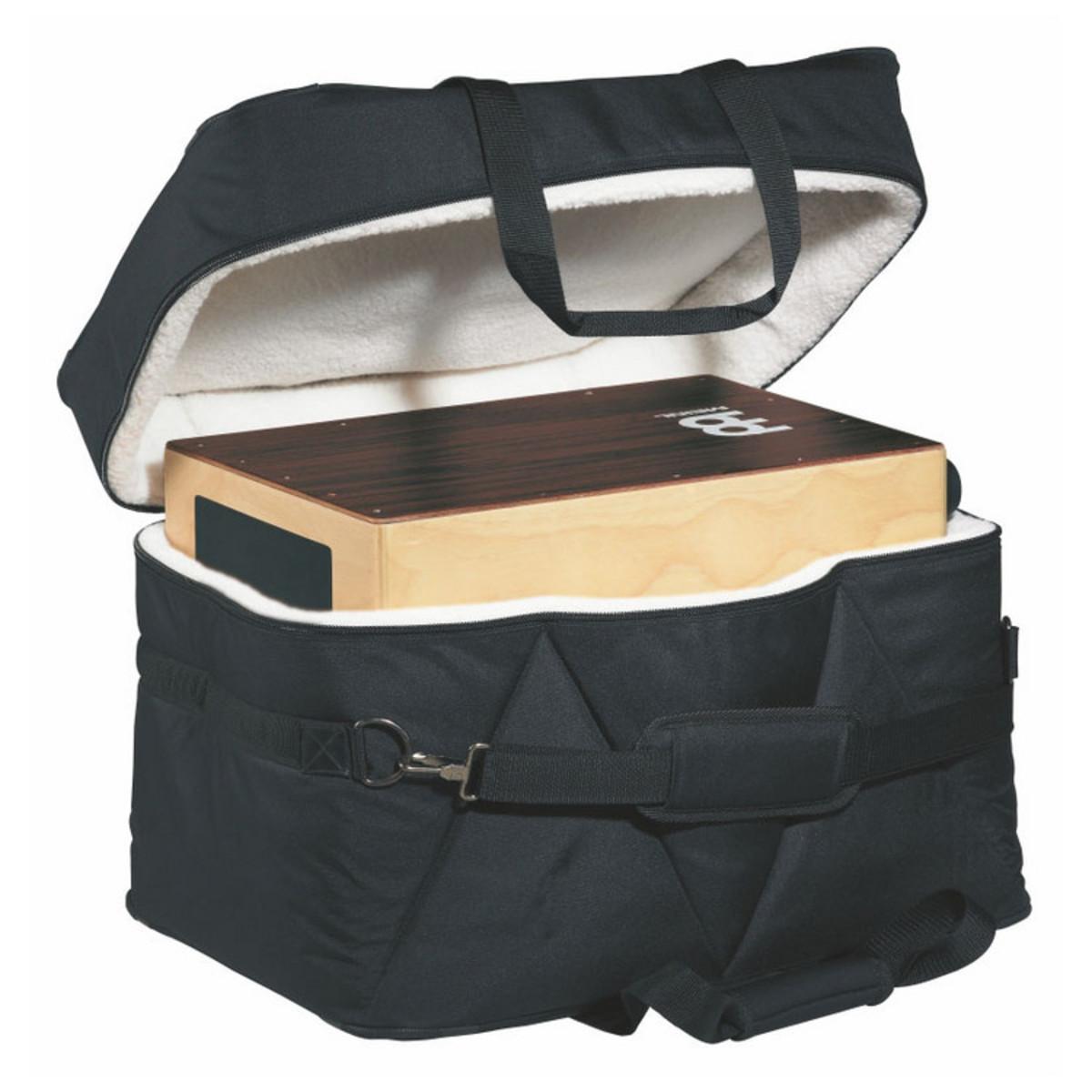 Meinl MDLXCJB-L Deluxe Cajon Bag 1OzsFP