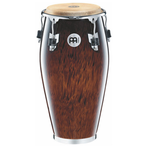 "Meinl MP11BB 11"" Professional Series Wood Conga, Brown Burl"