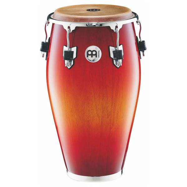"""Meinl MP1212ARF 12 1/2"""" Professional Series Wood Conga Aztec Red Fade"""