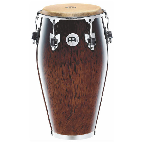 "Meinl MP1212BB 12 1/2"" Professional Series Wood Conga, Brown Burl"