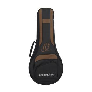 Ortega RMF90TS F-Style Mandolin, Solid Spruce Top, Tobacco Sunburst - gigbag