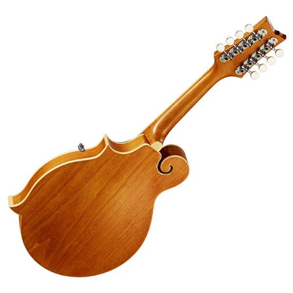 Ortega RMF50VY F-Style Mandolin, Vintage Yellow
