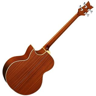 Ortega D1-4 Deep Series Acoustic Bass Rear