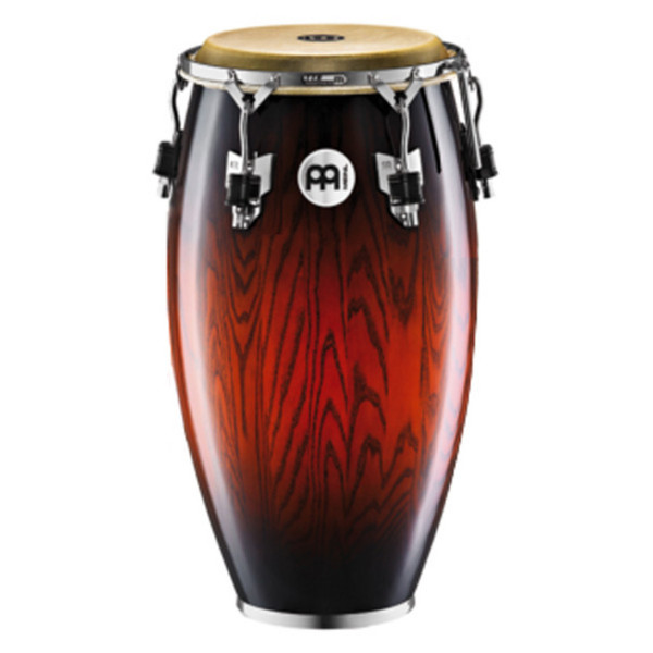 "Meinl WC1134AMB 11 3 /4"" Woodcraft Wood Conga, Antique Mahogany Burst"