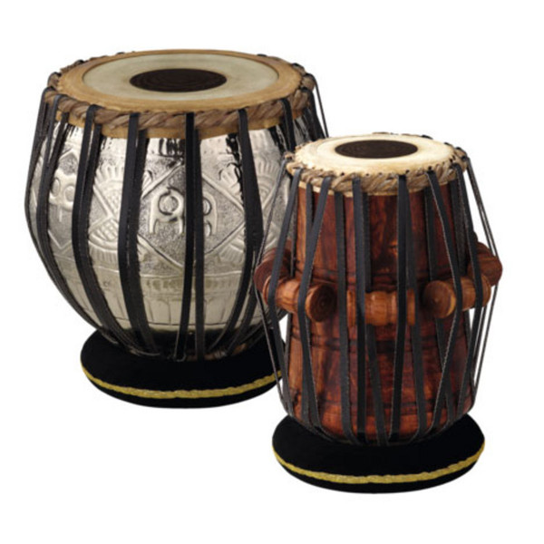 "Meinl PRO-TABLA Professional Tabla Set, 9"" Bayan & 5 1/2"" Dayan"