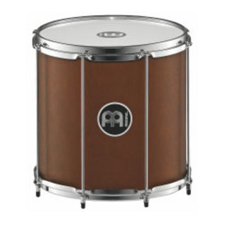 """Meinl RE12AB-M Samba 12"""" Wood Repiniques, African Brown"""