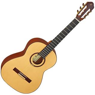 Ortega M5CS Custom Master Selection Classical Guitar, European Spruce