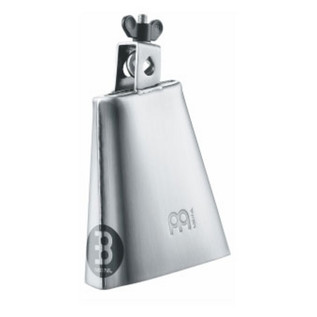 "Meinl STB55 5 1/2"" Steel Finish Cowbell"
