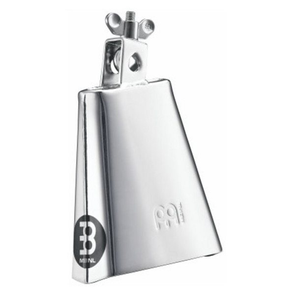 "Meinl STB55 5 1/2"" Chrome Finish Cowbell"