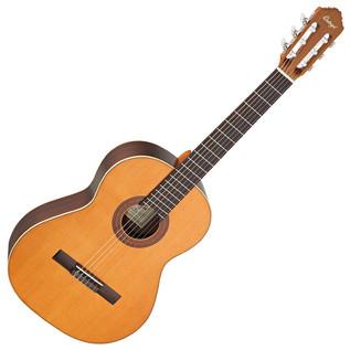 Ortega R190G Classical Guitar, Solid Cedar Top