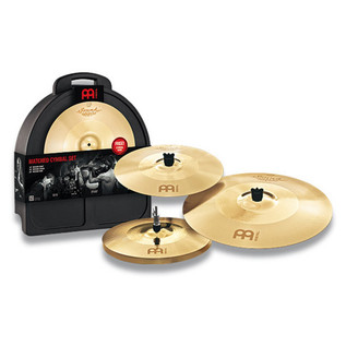 Meinl SF-141620M Soundcaster Fusion 3-Pack