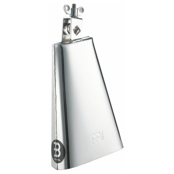"Meinl STB80S-CH 8"" Chrome Finish Cowbell, Small Mouth"