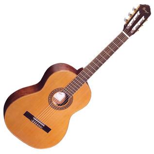 Ortega R171 Classical Guitar, Solid Cedar Top