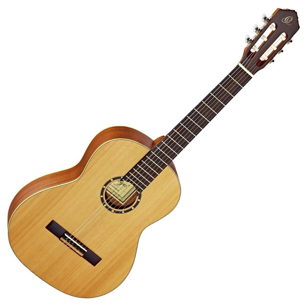 Ortega R131SN Nylon, Solid Cedar Top - Front View