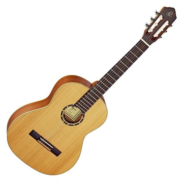 Ortega R131 Classical Guitar, Solid Cedar Top