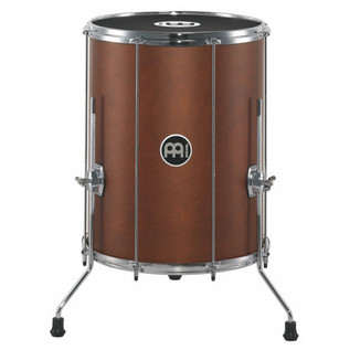 "Meinl SU16-L-AB-M Samba Traditional 16"" Wood Surdos, African Brown"