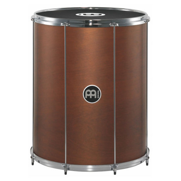 "Meinl SU18AB-M Samba Traditional 18"" Wood Surdos, African Brown"