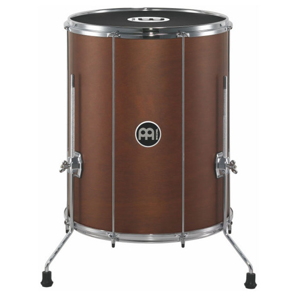 "Meinl SU18-L-AB-M Samba Traditional 18"" Wood Surdos, African Brown"