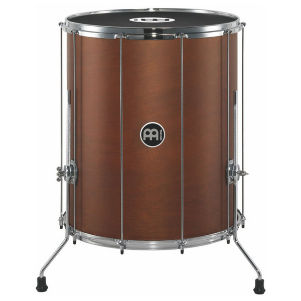 "Meinl SU20-L-AB-M Samba Traditional 20"" Wood Surdos, African Brown"