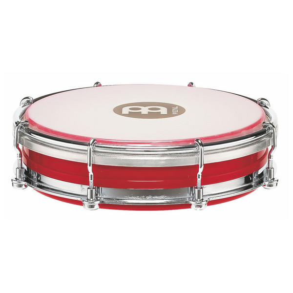 Meinl TBR06ABS-R Floatune Tamborim, Red