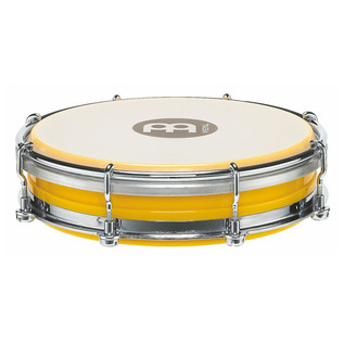 Meinl TBR06ABS-Y Floatune Tamborim, Yellow