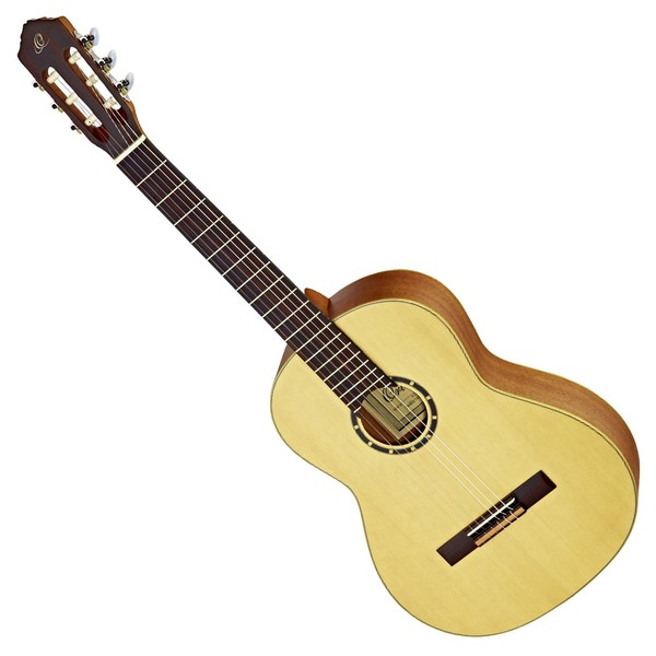 Ortega R121L Left Handed Classical Guitar - Front View