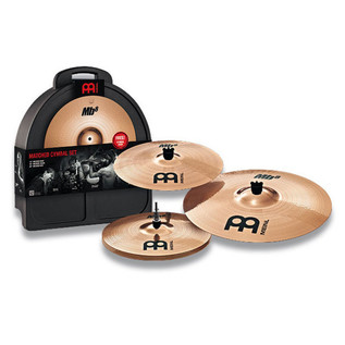 Meinl MB8-141620M Matched Cymbal Set - 14