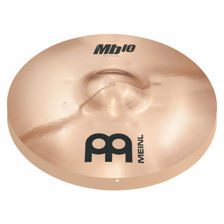 Meinl MB10-16FH-B 16 inch Fat Hat - Brilliant